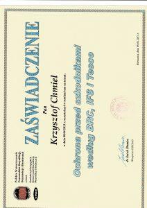Certyfikat 11